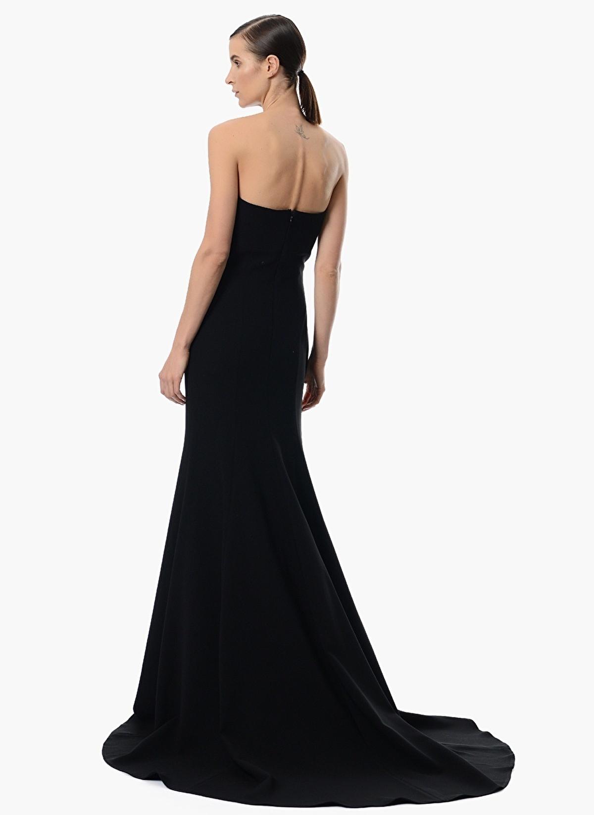 f03d6cc082e09 NetWork Kadın Abiye Elbise Siyah | Morhipo | 18185240